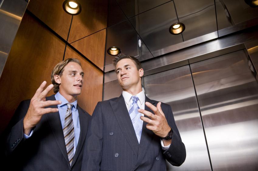 エレベーターピッチ